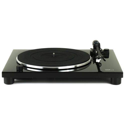 Music Hall MMF-1.3 Turntable with Built-In Phono Preamp and Audio-Technica AT3600L Cartridge