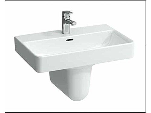 Laufen Waschtisch kompakt PRO o.i.Vent.550x380 weiß, 8189580001421