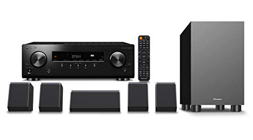 Pioneer Home AV HTP-076-B, Home Cinema, 1, Multicolor