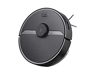 Roborock S6 Pure Robot Vacuum and Mop, Multi-Floor Mapping, Lidar Navigation, No-go Zones, Selective Room Cleaning, 2000Pa Suction Robotic Vacuum Cleaner, Wi-Fi Connected, Alexa Voice Control (B084Z5P2BX)   Amazon price tracker / tracking, Amazon price history charts, Amazon price watches, Amazon price drop alerts