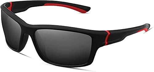 Gafas de sol polarizadas para hombre, gafas de deporte, pesca, golf, deportes y ciclismo