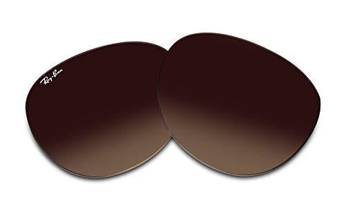 Ray-Ban Original ERIKA RB4171 - Lentes de repuesto para mujer + kit de cuidado de gafas gratis