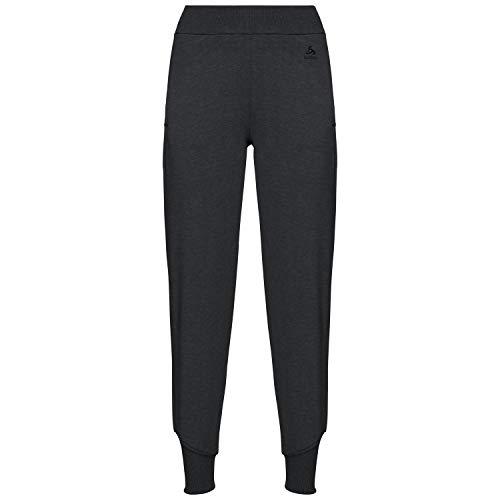Odlo Alma Natural Pantalon pour Femme S Noir chiné