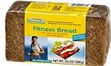 Mestemacher Fitness Bread - 17.6 Oz ( Pack of 6)
