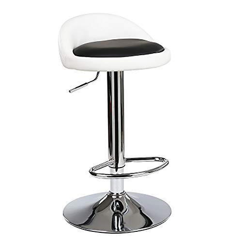 Pequeña decoración rústica de oficina sillas redondas mesa con ...