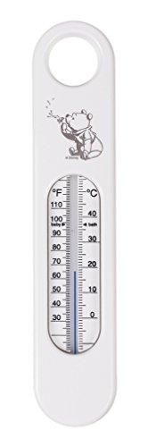bébé-jou Thermomètre de Bain Blanc