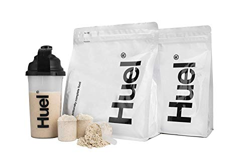 Huel Starter Kit - Includes 2 Pouches of Nutritionally Complete 100%...