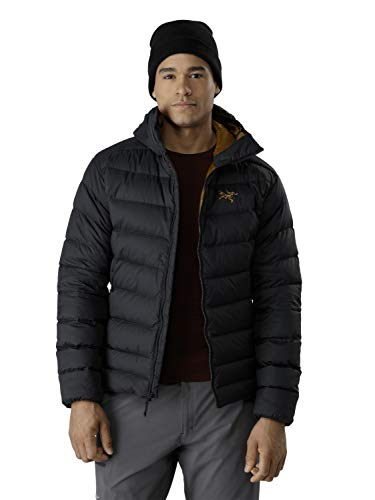 Arc'teryx Thorium AR Hoody Men's   All round, down insulated hoody for cold dry weather.   24K Black, XX-Large