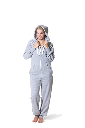Jumpster Jumpsuit LEISURE GRAY Regular Fit - 3