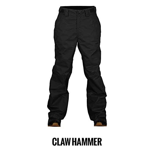 Two Bare Feet Men s Claw Hammer Snow Ski Pants 2c99c33f4
