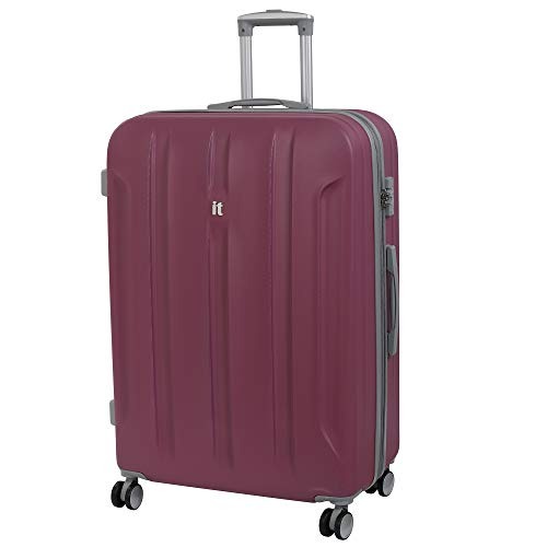 it luggage Proteus 8 Wheel Hard Shell Single Expander with TSA lock Suitcase, 80 cm, 161 L, Malaga