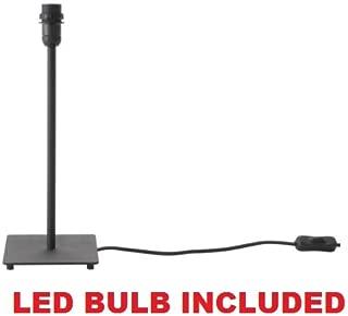 Ikea Table Lamp Base LED (Bulb Included) Hemma 14
