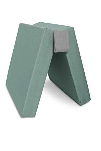 Klapppolster - die Pastellfarben (grün)