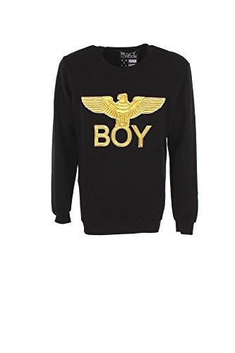 Felpa Uomo Boy London M Nero Bl843 Autunno Inverno 2017/18