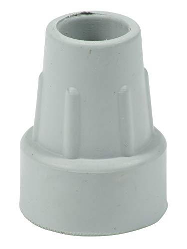 Lifeswonderful® - Strapazierfähige Schutzkappen 19mm Gummifuß für Krücken Gehstöcke - 4 Stück