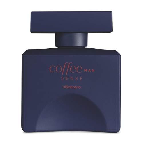 Coffee Man Sense Desodorante Colônia, 100ml