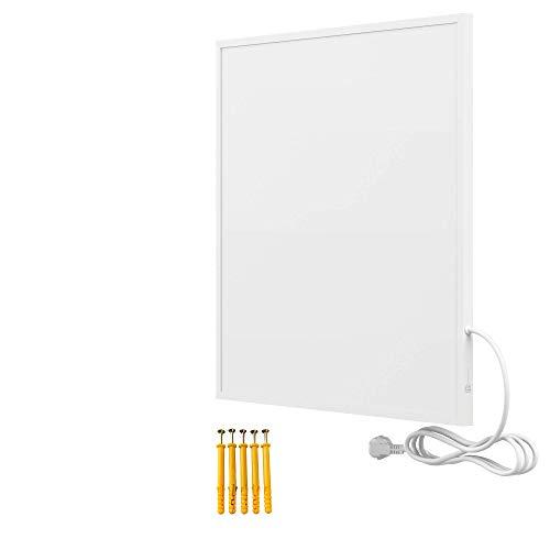 Bringer Infrarotheizung Infrarot Wandheizung Heizung Heizkörper Thermostat (300 Watt, Heizplatte ohne Zubehör)