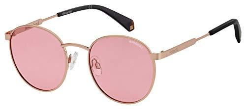 Polaroid PLD 2053/S/LI Sunglasses, Rosado, 51 Unisex-Adult