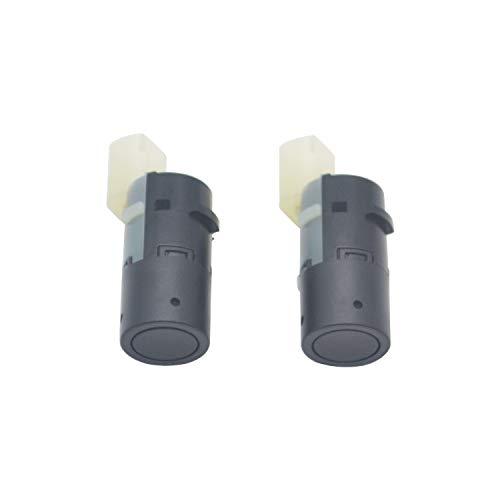ZEALfix PDC Einparkhilfe Rückfahrradar Parksensor Ultraschall Sensor Paar 66206989067 E46
