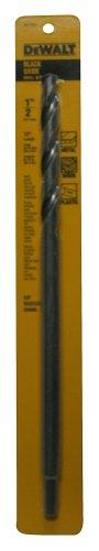 DEWALT Drill Bit, Black Oxide, 1/2-Inch x 12-Inch (DW1614)