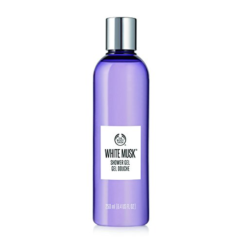 The Body Shop White Musk Shower Gel unisex, White Musk Duschgel 250 ml, 1er Pack (1 x 250 ml)