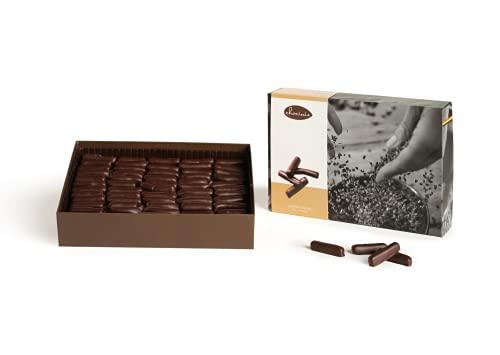 Chocinis Premium Bastoncini di zenzero, rivestiti di cioccolato fondente belga 500g