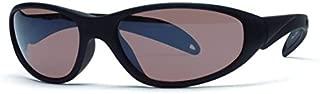 Sunglasses- Biker - Soft Matte Black/Driver Seat Methane Mirror