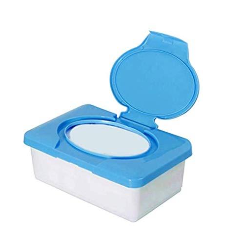 Tissue Box für Feuchttücher, Spender aus Kunststoff, Windel-Organizer