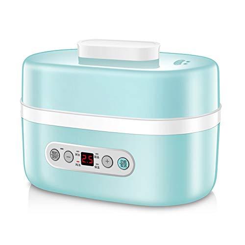 KangHan multifunctionele lunchbox voor elektrische rijstkoker, isolatieverwarming persoonlijke kookapparaten keramische bekleding 220 V