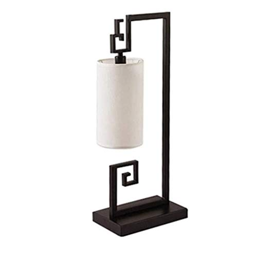 SPNEC Pintado a Mano Chino Dormitorio lámpara de Mesa de Noche Retro de Luz Salón lámpara de Estudio luz de la decoración