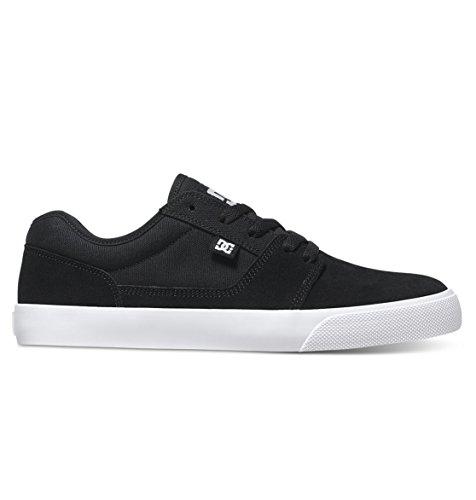 DC Men's TONIK Shoe, black/white/black, 12 D D US