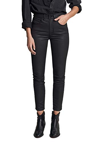 Salsa Secret Glamour Push in Capri Jeans met Coating