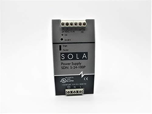 SOLA SDN5-24-100P NSNP