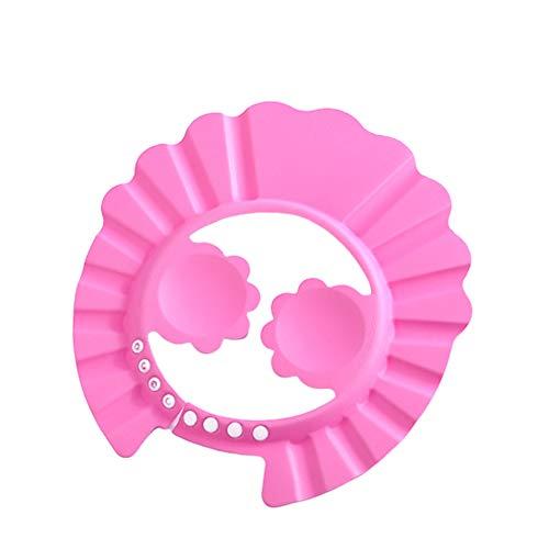 ETbotu Verjaardagscadeaus - Baby Shampoo Cap Oordopjes Douchekap Verstelbare Shampoo Cap blauw