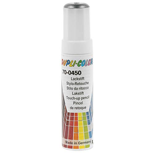 Dupli-Color 599200 Lackstift Auto-Color grau metallic 70-0450 12ml, Grey