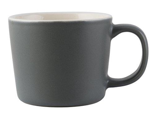 LA CAFETIÈRE Espressotasse, Stein, cool Grey, 6 x 6 x 7 cm