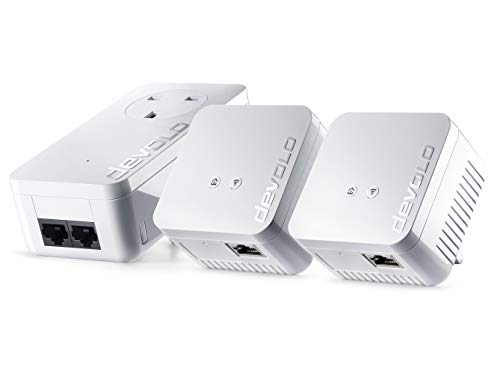 Devolo dLAN Powerline 550 Wi-Fi Triple pack