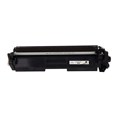 Tóner Kineco Compatible para la Impresora láser HP CF217A 17A Laserjet Pro M102a Laserjet Pro M130fn Laserjet Pro M103a Laserjet Pro M130fw Laserjet Pro M102w Laserjet Prob M130nw.