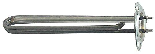 Mach radiator voor vaatwasser MB930K, MB630, MB530K, MGL40 3000W 230V lengte 260mm breedte 29mm hoogte 35mm gat 8mm