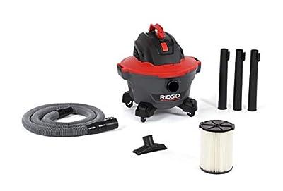 Ridgid 62698 Red 6 gallon RT0600 Wet/Dry Vacuum