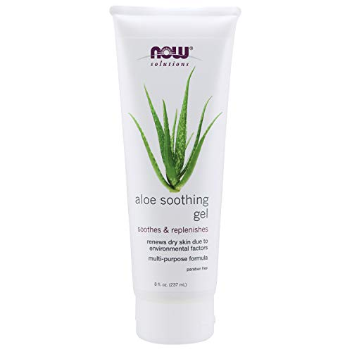 2. NOW Solutions – Aloe Soothing Gel