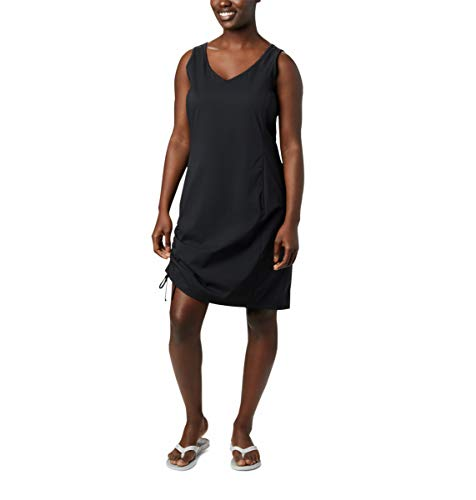 Columbia Women's Anytime Casual III Dress, Stain Resistant, Sun Protection