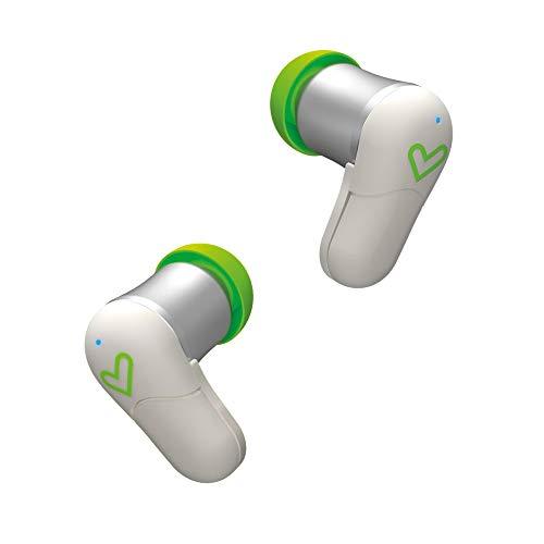 Earphones Style 6 True Wireless (True Wireless Stereo, Easy Connect, Caja Cargador), Blanco