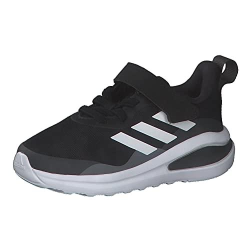 adidas Fortarun EL I, Zapatillas de Running, NEGBÁS/FTWBLA/GRISEI, 22 EU