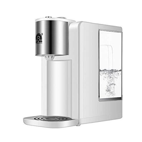 YFGQBCP Calentador de Agua de Escritorio Mini Oficina de Escritorio hervidor de Agua con Tanque de Agua rápido Calentamiento de la Caldera eléctrica