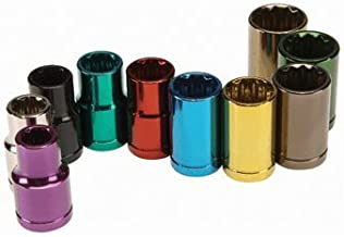 Pittsburgh Professional 10 Piece Color Coded 1/2