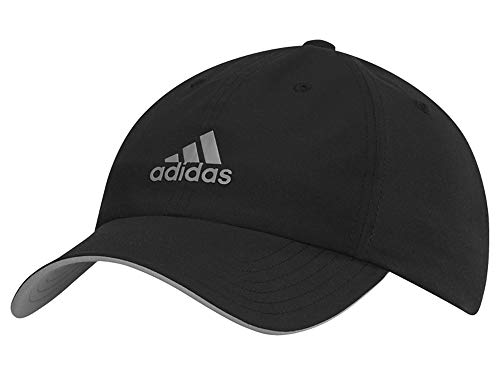 adidas Mens Golf Sports Cap Baseball Hat (Black)
