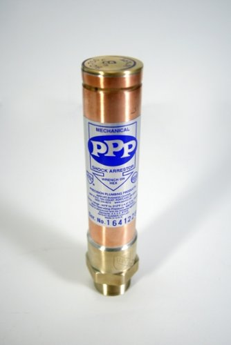 "PPP SC-750, 3/4"" NPT, Threaded Water Hammer Arrestor"