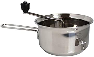 Mirro 50025 Foley Stainless Steel Healthy Food Mill Cookware, 3.5-Quart, Silver - 2100043387