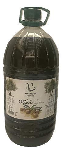 Aceite de oliva virgen extra de categoria superior (1 Garrafa 5 litros)